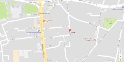Userhub location on Google Maps