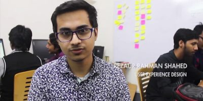 UX design students share their experience