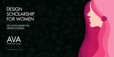 Design scholarship for women