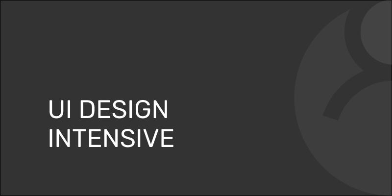 UI Design short chourse in Bangladesh