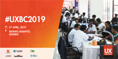 UX Boot Camp 2019, Dhaka, Bangladesh