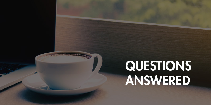 Frequently asked questions about UX courses.