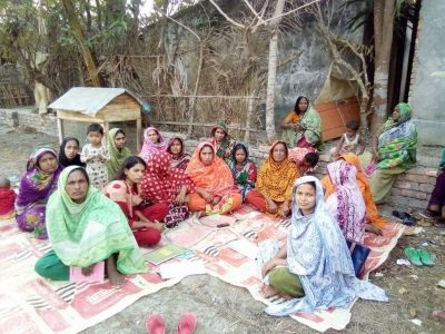Qualitative study with the community people in Satkhira